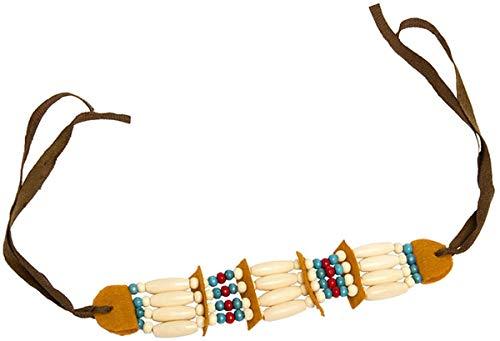 Folat 22046 Indianer Halskette mit...