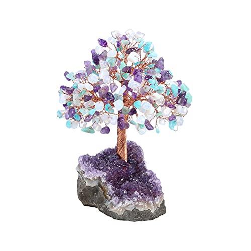 CrystalTears Feng Shui Deko Lebensbaum...