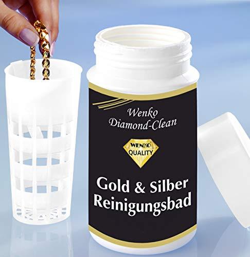 WENKO Diamond Clean Gold- & Silber...