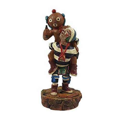 Mesa Kachina Clownstänzer Indianerfigur...