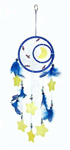 Traumfänger Mond und Sterne aus...