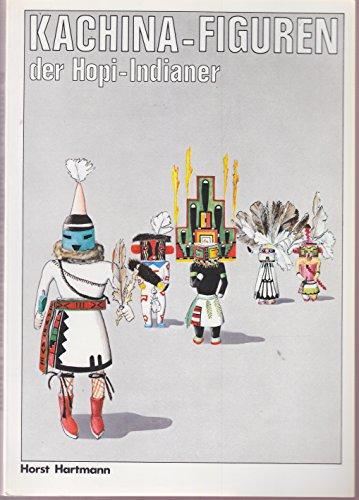 Kachina-Figuren der Hopi-Indianer...