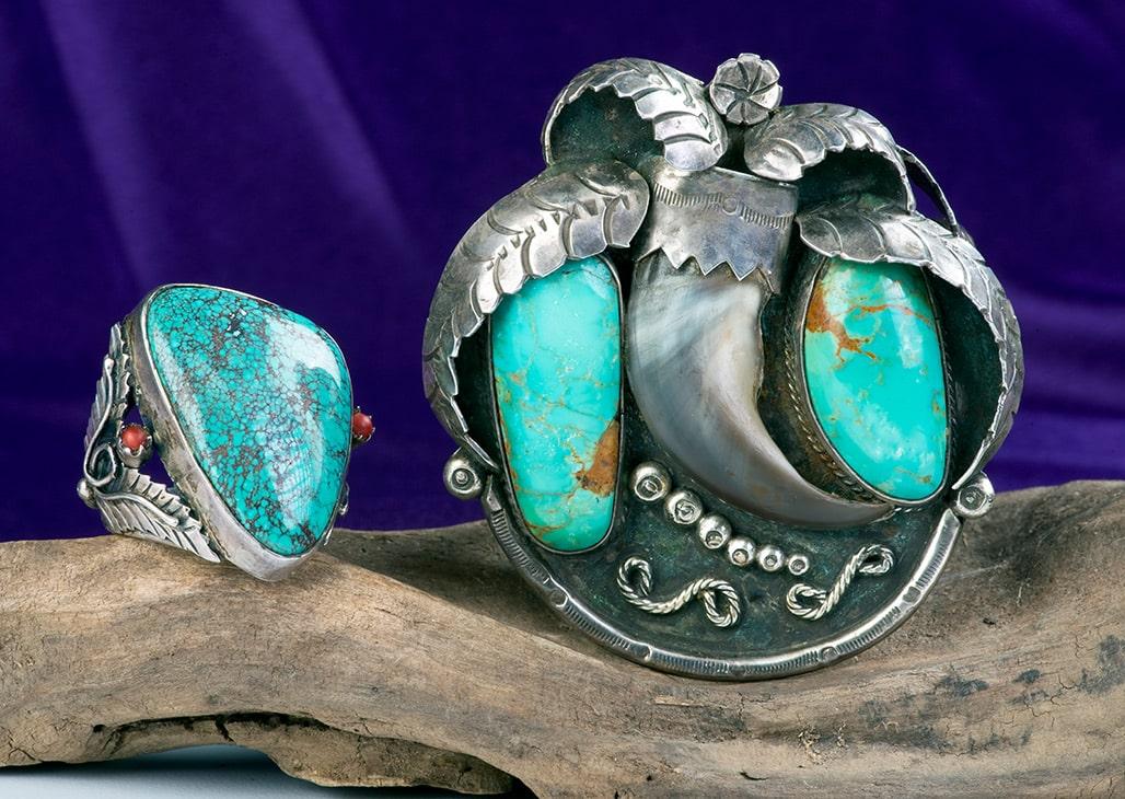 Türkise - die heiligen Steine der Indianer