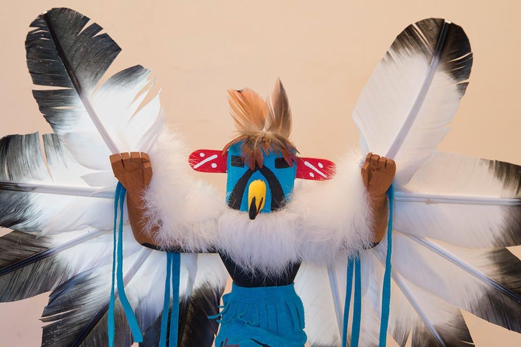 Kachina-Figuren - Indianerschmuck mit besonderer Bedeutung