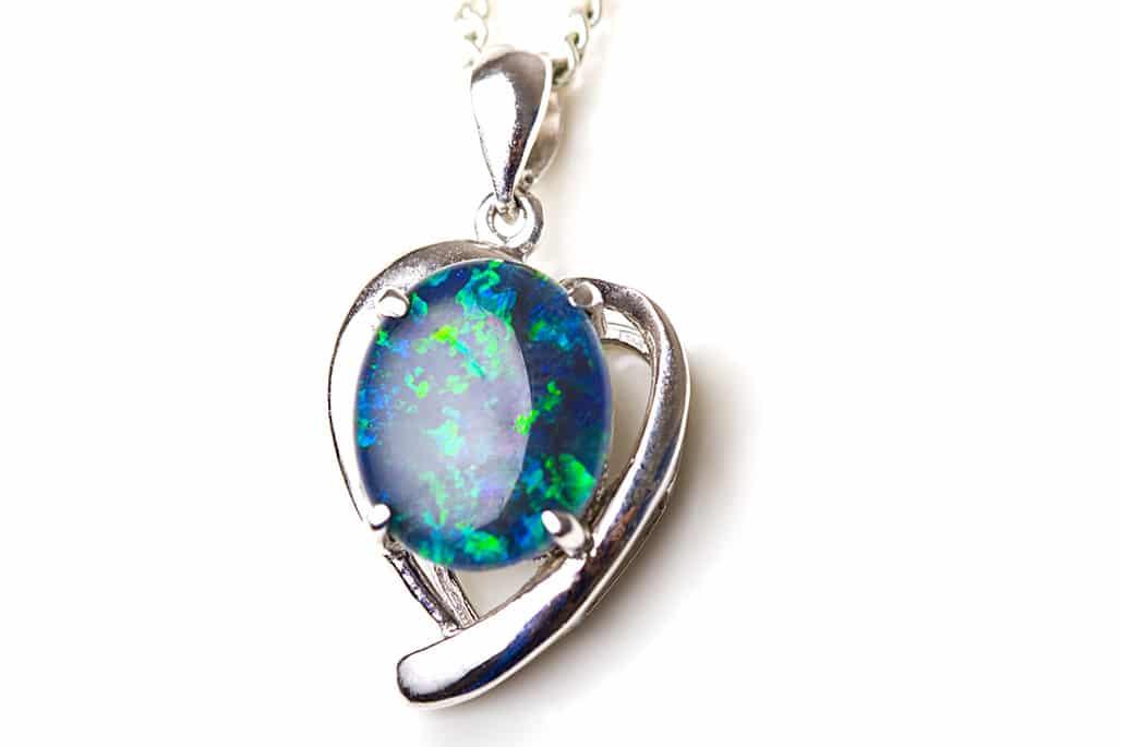 Indianerschmuck mit Opalen - der Schmuck für besondere Anlässe